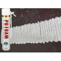 Buy cheap 750ml Summer Type PU Foam Spray Cleaner / Spray Insulation Foam Can One-component from wholesalers