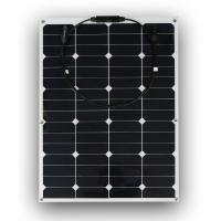 Buy cheap 18 Volt 60 Watt RV Flexible Solar Panels Convenient With Safety Protection product