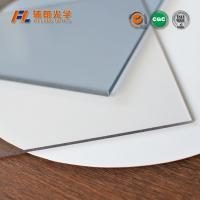 Buy cheap Fireproof Anti Static Polycarbonate Sheet 19mm Thick , Prevent External Light product