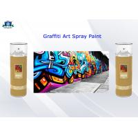 Buy cheap Custom color Graffiti Spray Paint product