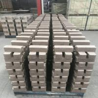 Buy cheap Common Kiln Refractory Bricks , Phosphate Bonded High Alumina Bricks Heat Resistant product