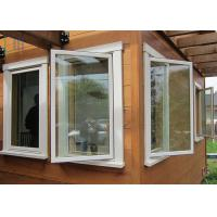 Buy cheap Thermal Break Aluminum Casement Windows with Double Glazing from wholesalers