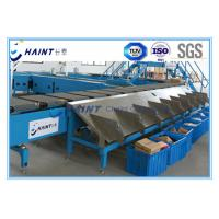 Buy cheap Sorting Ring Cross Belt Sorter Customized With Automatic Control System product