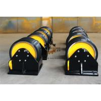Variable Speed Pipe Rotators For Welding , Turning Rolls Welding  Rotate Tanks