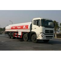 24500L (6,472 US Gallon) Oil Tank Truck , 8x4 248HP Road Diesel Tanker Truck