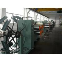 Buy cheap PET , PP , PE Monofilament Extrusion Line / Monofilament Extruder Machine product