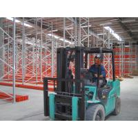 Durable Steel Pallet Warehouse Racking With High Loading 3000kg / layer