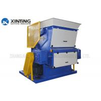 Crusher Single Shaft Shredder Two In One Machine For Plastic Paper Plastic Films Bottles