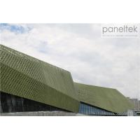 Buy cheap Special Shape Glazed Terracotta Panels With Custom - Made Special Design from wholesalers