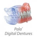 Buy cheap Temporary Acrylic Valplast Flexible Dentures With 3D CAD / CAM Technology product