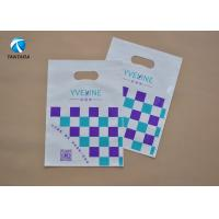 Buy cheap Eco - Friendly  Die Cut PE Garment Polythene Clothes Bags Customized product