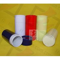 Buy cheap Coffee Cardboard Food Containers , Round Tube Packaging For Food product