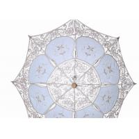 Buy cheap Bamboo Handle Umbrella lace Western-style palace ladies banquet from wholesalers