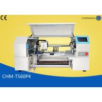 Buy cheap CHMT560P4 Desktop SMT Pick And Place Machine 60pcs Yamaha pneumatic Feeders from wholesalers