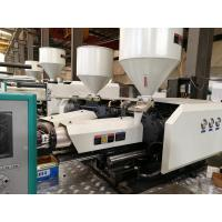 Buy cheap Clear Two Color Plastic Injection Molding Machine For Making Teeth Brush product