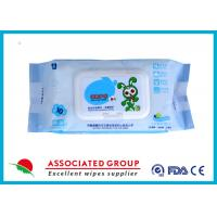 Buy cheap Baby cleaning Wet Wipe Baby Care Disposable Pure Cotton Wipe Big Package 90PCS product