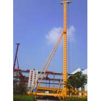 Buy cheap DZJ-60 Vibration Pipe-Sunk Piles Hammer Pile Driver For Building Foundation Construction from wholesalers