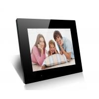 "Black 15"" Family And Friends LCD Digital Photo Frame With Mirror Cover"