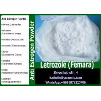 Buy cheap Anti Estrogen Powder Letrozole / Femara For Bodybuilding CAS112809-51-5 from wholesalers