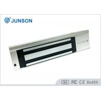 600Lbs / 280kg Fail Secure Electromagnetic Locks For Glass Doors , Strong Tension