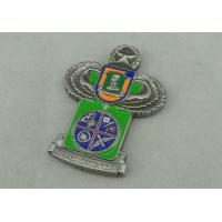 Double Sides 3D Personalized Coin With Zinc Alloy Material For Keep In The Fight