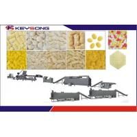Buy cheap 3d Pani Puri Snack Pellet Production Line Extruder Large Capacity 100 - 120kg / H Output product