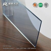 Buy cheap 13mm Clean Room Wall Panels Anti Static Pvc Sheet Against Scratching And Abrasion product