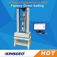 High Precise Ball Screw Universal Testing Machines For Metal / Plastic / Rubber