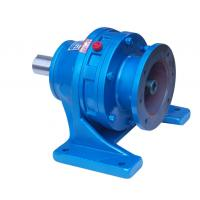 Buy cheap Low Vibration Cyclo Gear Reducers Low Noise Sound With Strong Overload Capacity from wholesalers