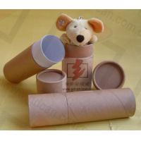 Buy cheap Luxury Kraft Paper Cans Packaging Wine Bottle Presentation Box product