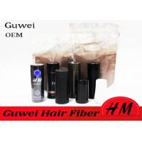 Buy cheap Small Size Hair Building Fiber Powder Scalp Concealer For Thinning Hair OEM Service product