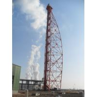 Buy cheap EPC Contracting Service Elevated Flare System / Refinery Flare System product
