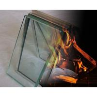 Buy cheap Black Silk Laminated Safety Glass Art Glass Flat Panel 8mm For Home product