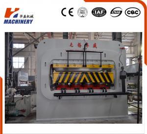 Professional Laminated Plywood Hot Press Machine 30 KW 1600 T