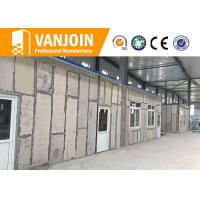 100mm Fireproof Composite Cement Board for Lightweight Building Materials