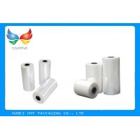 Buy cheap Liquid Bottles Packing Pvc Shrink Wrap Film with Excellent Sealing Under High Speed product