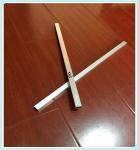 Buy cheap Square Hollow Aluminium Tube Profiles , Custom Aluminum Moulding Profiles product