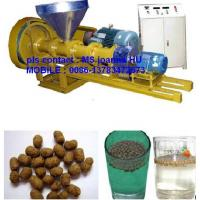 DY-120 Screw Floating Fish Feed Pellet Extruder
