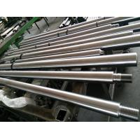 Tempered Hollow Steel Rod , Piston rod For Pneumatic Machine