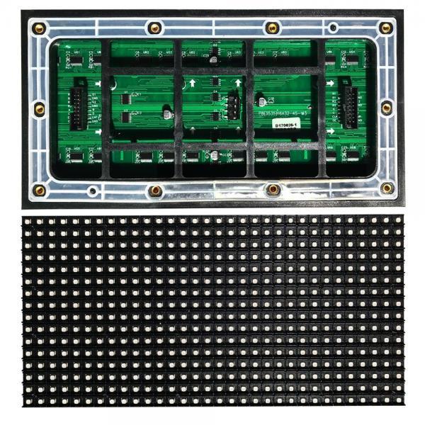 epistar p8 outdoor led module 256x128mm high brightness 1. Black Bedroom Furniture Sets. Home Design Ideas