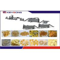 Buy cheap Single Screw Extruder 3D Snack Pellet Production Line 380v 120kw Steady Performance product