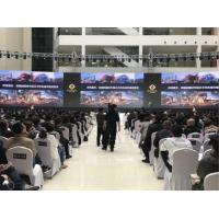 Buy cheap 16:9 Aspect Ratio Seamless Stage LED Display Indoor Led Video Wall Rental product
