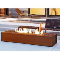 Buy cheap Contemporary Modern Outdoor Fire Pits Modern Design For Garden Furniture product
