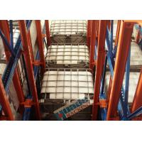 Buy cheap 2000 Kg Max Load High Density Drive In Racking Industrial Pallet Racks Heavy Duty product