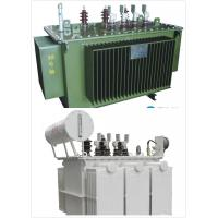 6.6 KV - 63 KVA Economic Oil Immersed Distribution Transformer Class A