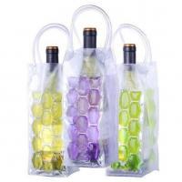 Buy cheap Eco Friendly Plastic Wine Cooler Bag EN-71 Certificated For Outdoor Picnics product