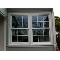 Buy cheap Customized Aluminum Vertical Sliding Windows /  Double Or Single Hung Window from wholesalers