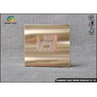 Buy cheap Foil Stamping Cardboard Gift Boxes Luxury Design For Cosmetic Skincare Cream product
