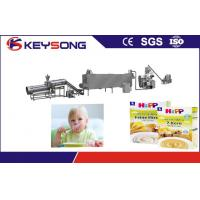 Buy cheap Industrial Baby Food Production Line , Maize Starch Manufacturing Machine from wholesalers