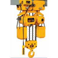 20t  / 25t /  30t   Electric Chain Hoist Large Tonne For Single Speed